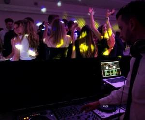 Student Event DJ