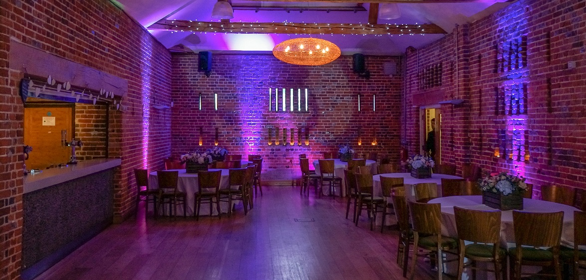 Up Lighting Hire Surrey, London, South East