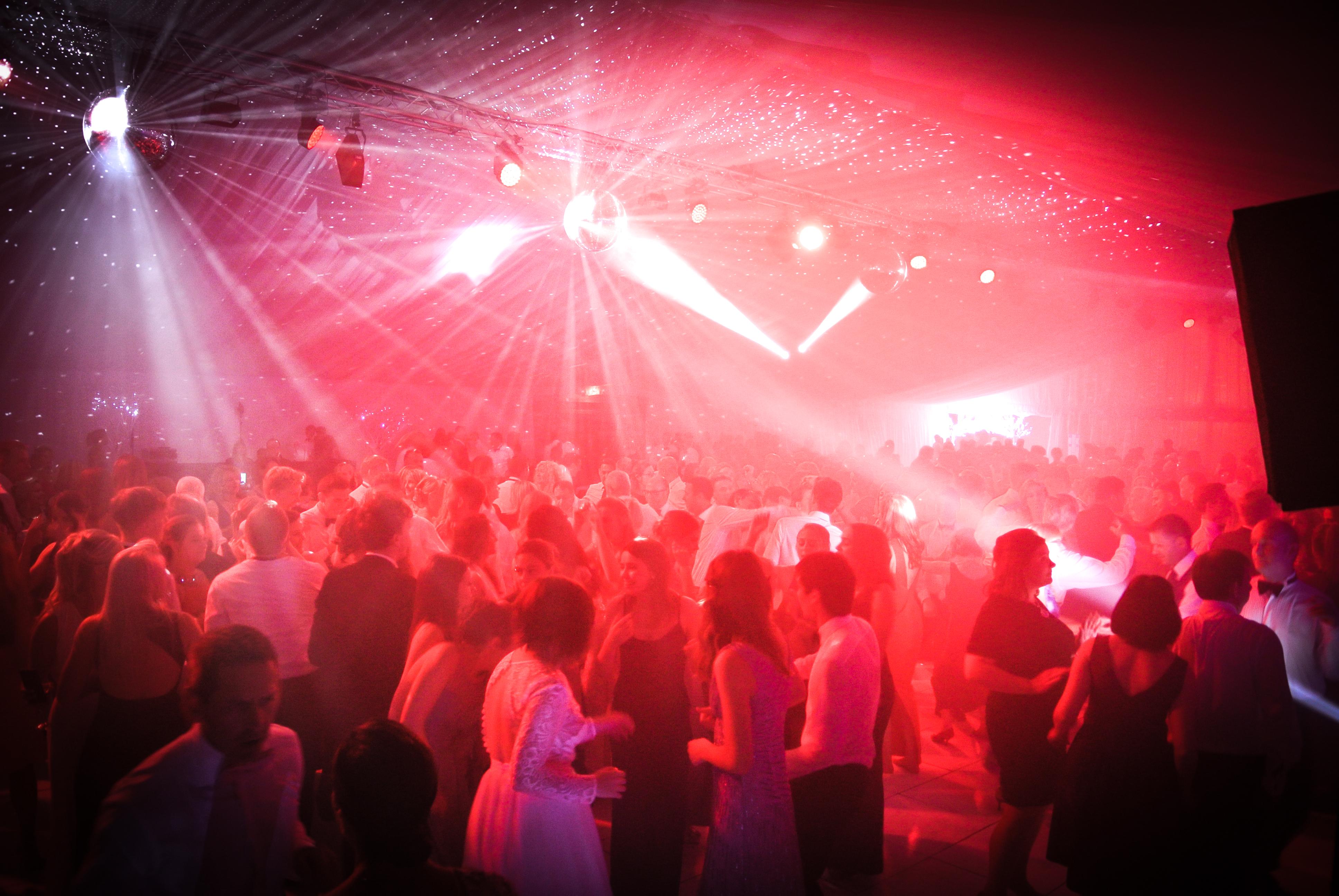 Dancefloor Lighting Hire London