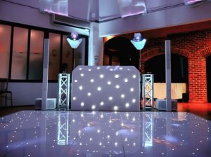 illuminated dancefloors