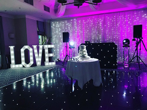 Wotton House dj hire surrey dj2k - What do Wotton House - a stunning wedding venue in Dorking, and our talented team of DJs at DJ2K have in common?