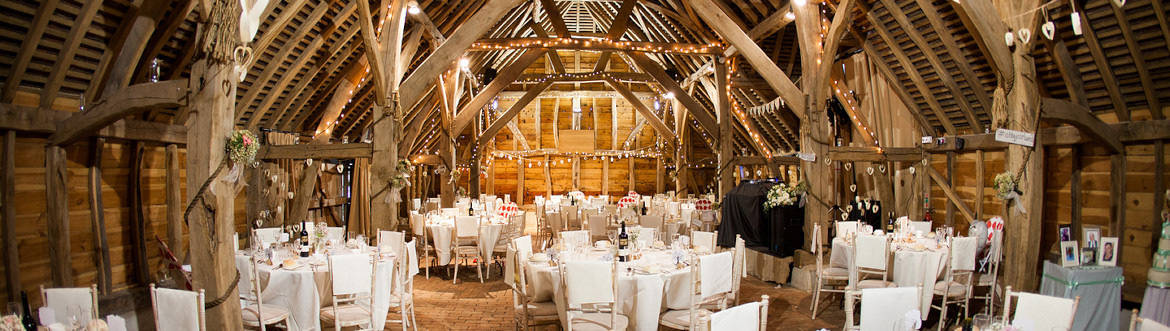 Gildings Barn Surrey wedding DJ