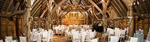 gildings barn interior - Recommended Venues