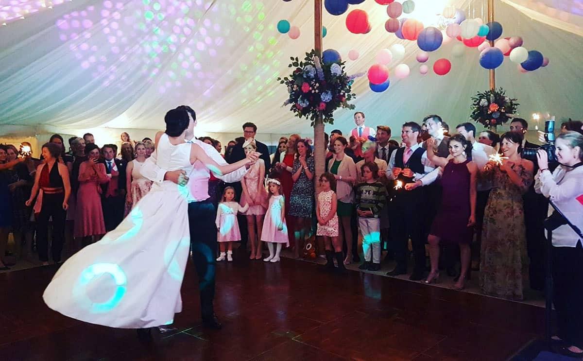 DJ for multi-cultural wedding
