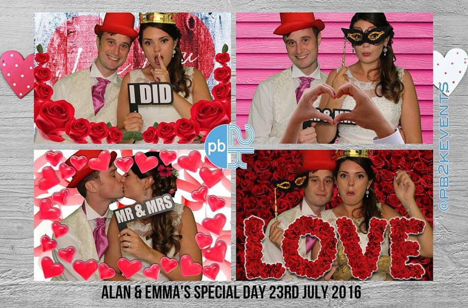 Fun love photos - Photobooth Hire Surrey and London