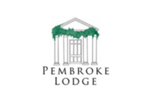 pembroke lodge logo - Wedding Backdrops London