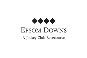 EpsomDowns Logo Black - Wedding Backdrops London
